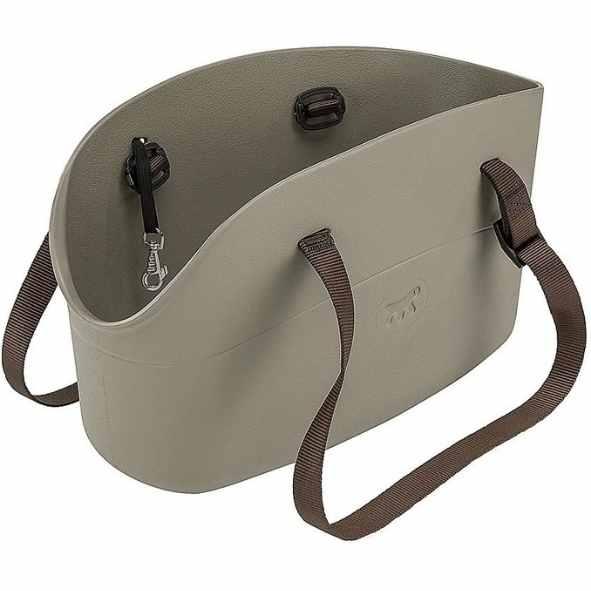 Bolso de goma, práctico y elegante, ideal para llevar un perro chihuahua
